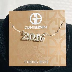 Giani Bernini 2016 Sterling Silver Necklace